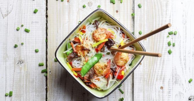 Le 19 février, les Chinois fêtent à leur tour la nouvelle année, en préparant des plats traditionnels pour l'événement, autant salés que sucrés.
