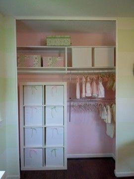ClosetOpen Closets, Closets Organic, Baby Fever, Olivia Room, Nursery Ideas, Kid Rooms, Nursery Closets, Organizing Closets, Nurseries Ideas