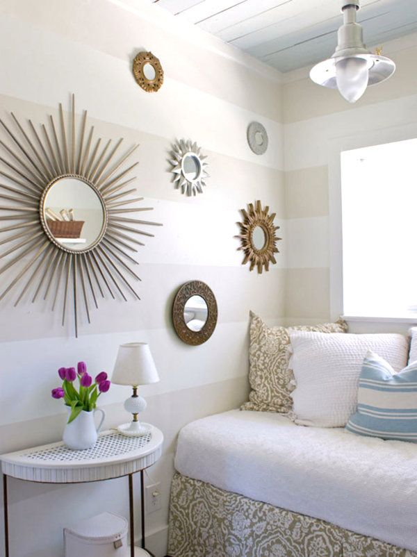 20 Fabulous Wall Mirrors For The Home Sunburst Mirror Home