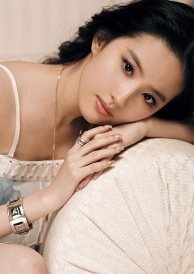 Pin On Crystal Liu Yi Fei-8004