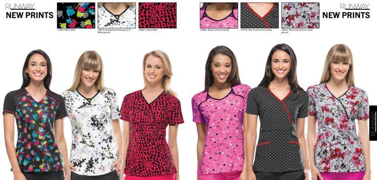 NUEVOS SCRUBS No te pierdas los nuevos diseños de scrubs en Pirette Uniforms. Busca el catálogo completo en www.piretteuniforms.com o visítanos en Calle Oneill 211, Hato Rey. Teléfono 787-751-0420.