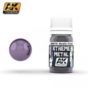 AK674 - METALLIC PURPLE