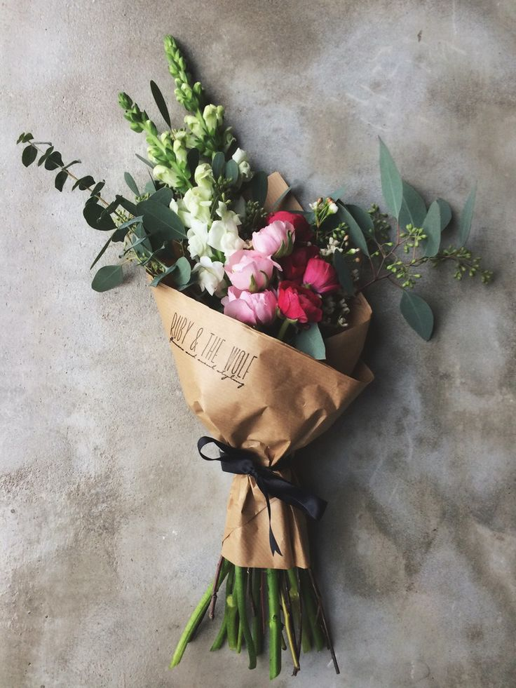 Bouquet by Ruby & The Wolf | These Four Walls blog