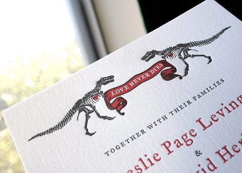 This would be cute to do just for the house, but have to get a lil T-Rex in there for Creeper. ;) Invite.jpg by Leslie Levings, via Flickr