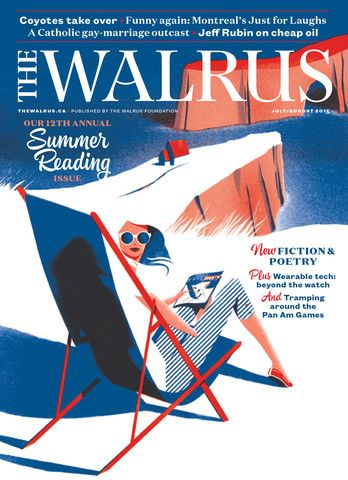 The Walrus | Back Issues | July/August 2015 – The Walrus Store