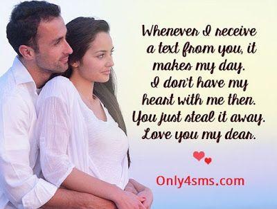 Romantis sms