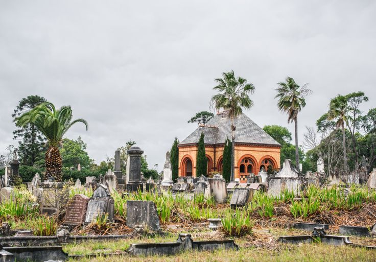 Rookwood Cemetery. An icon of sombre, sprawling beauty: Australia's largest cemetery is full of incredible stories.