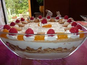 Käse-Sahne-Dessert, ein sehr leckeres Rezept aus der Kategorie Dessert. Bewertu…