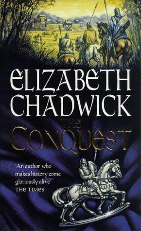 The Conquest by Elizabeth Chadwick | At Home With A Good Book and the Cat