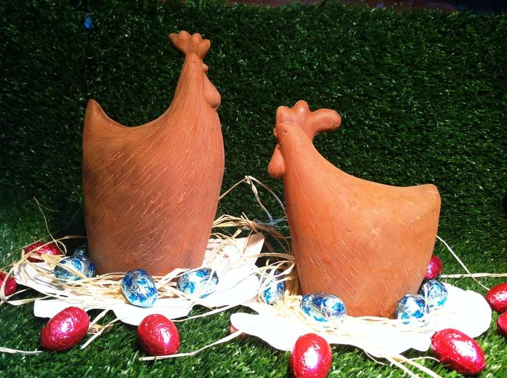 Les cloches sont bien arrivées pour Pâques aux Fermes de Marie ! - The Easter bells arrived safe and sound at Les Fermes de Marie!