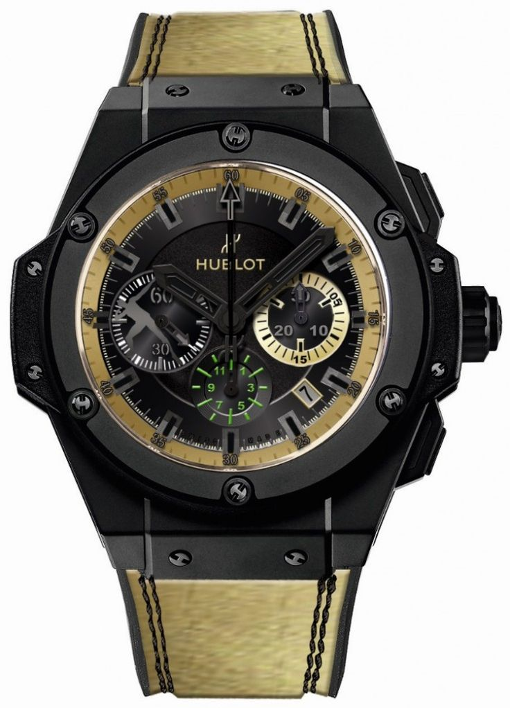 Hublot King Power Usain Bolt Watch