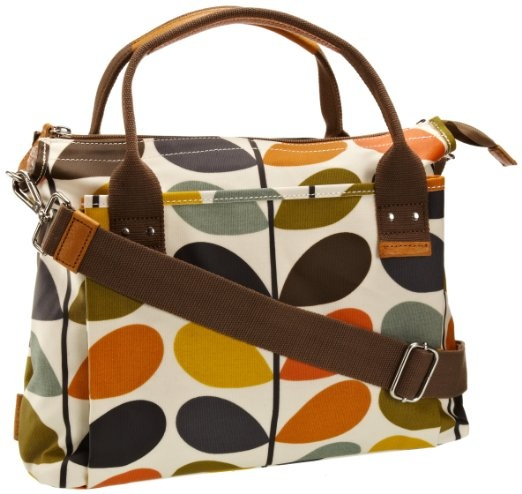 Always wanted an Orla Kiely bag.