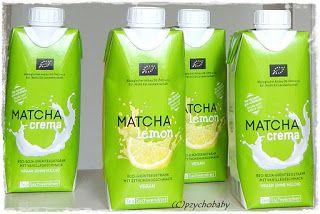 Pzycho Babys kleine Produkttest- und Beautyecke : Matcha Tee von TeeGschwendner - Außergewöhnlich und nicht jeder Manns Sache