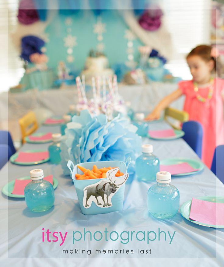 33 best FROZENparty theme ideas images on Pinterest Frozen party