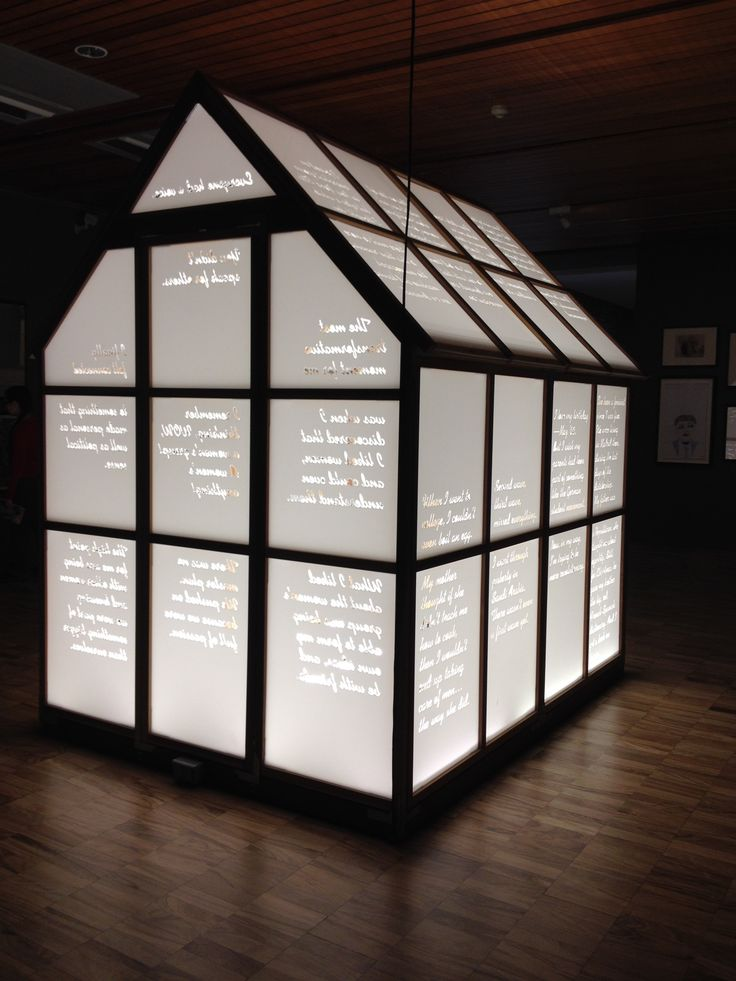 Mary Kelly and Ray Barrie, Love Songs: Multi-Story House 2007, the Whitworth gallery