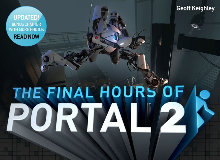 Portal 2 - The Final Hours on Steam  http://store.steampowered.com/app/104600/