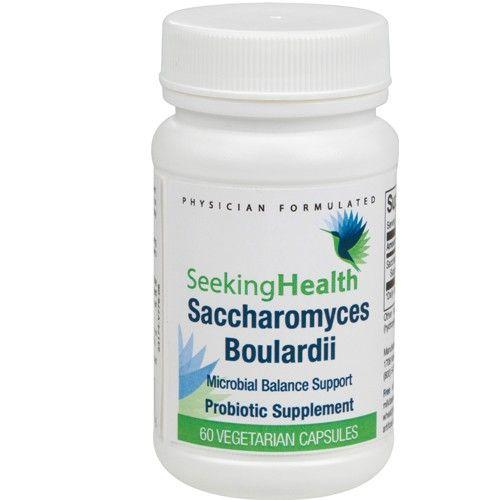 Picture of Saccharomyces Boulardii  60 Capsules