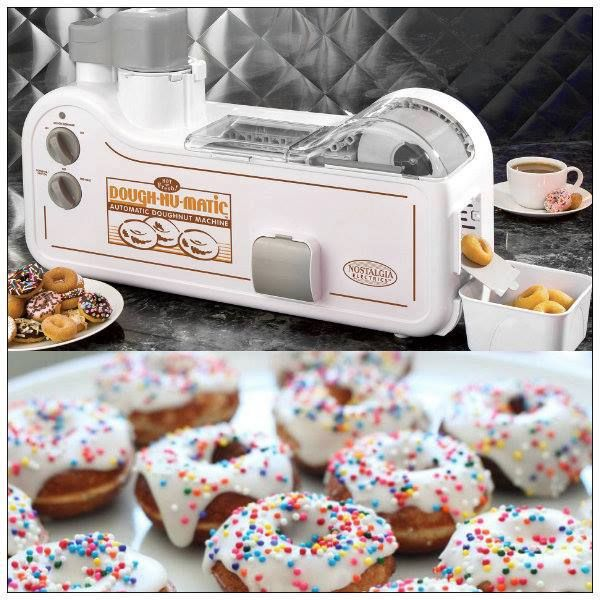 Automatic Doughnut Factory: 116 Best Images About Doughnuts On Pinterest