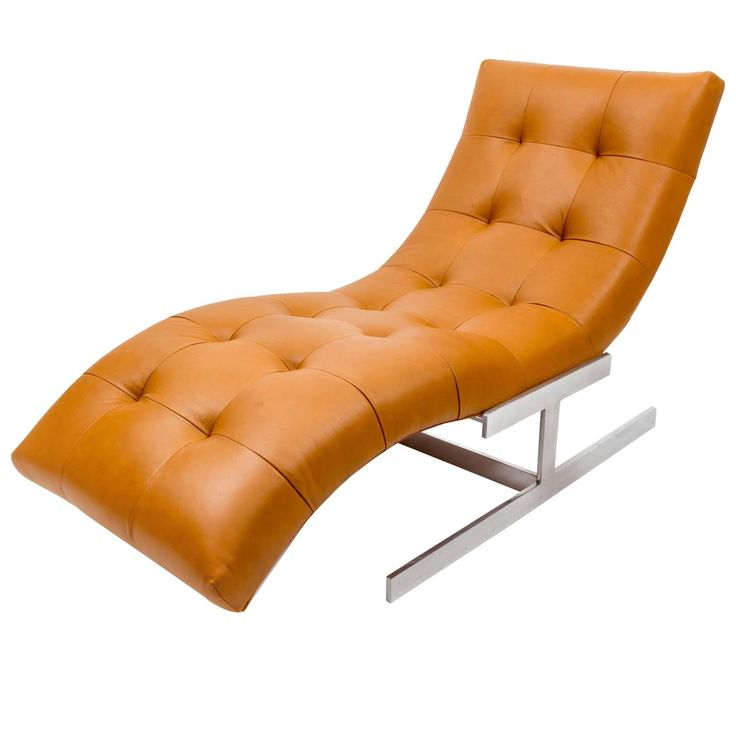 Milo Baughman Wave Chaise Longue   See more antique and modern Chaise Longues at https://www.1stdibs.com/furniture/seating/chaise-longues