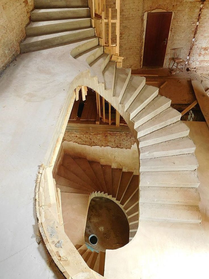 Concrete stairs DNADESIGN.CZ  Projekt A1 architects