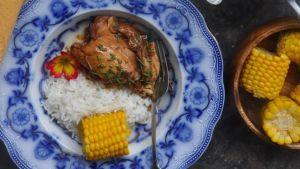 Lilly Higgins: Chicken Adobo