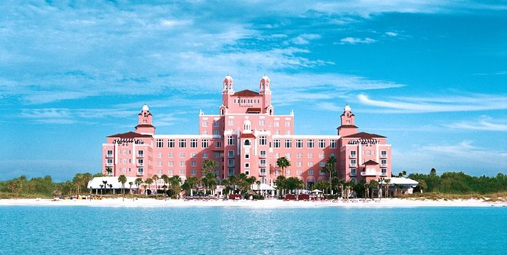 Loews Don CeSar Hotel | St Pete Beach Luxury Hotel | Loews Hotels - Loews.