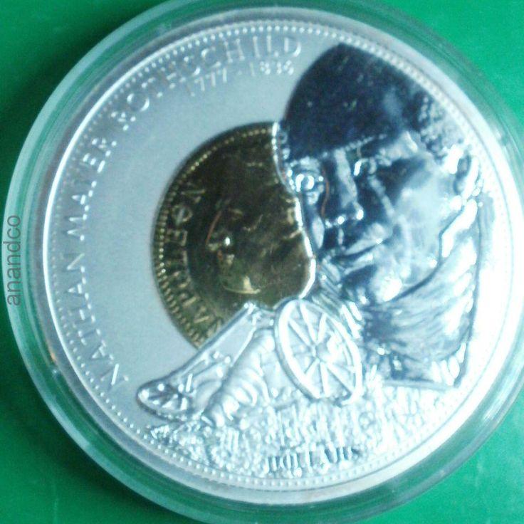 10 долларов 2008 (редкая) Острова Кука Серебро .999 Proof 31.1г