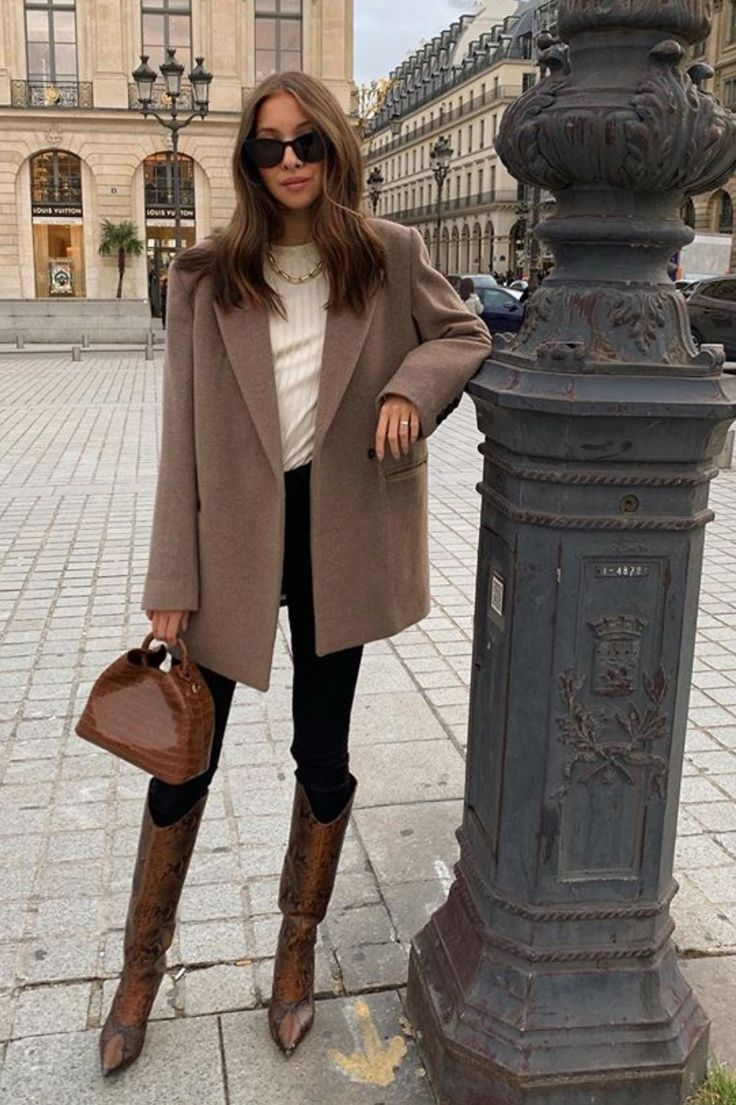 20 Fall Outfit Ideas That Will Have You Excited for Cooler Weather
