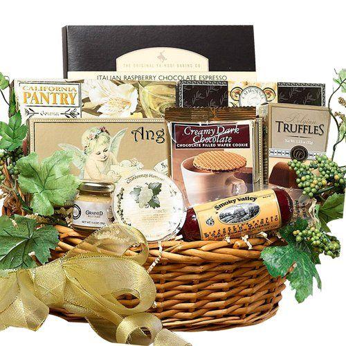 Art of Appreciation Gift Baskets Grand Edition Gourmet Food and Snacks Gift Basket, Medium