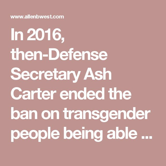 In 2016, then-Defense Secretary Ash Carter ended the ban on transgender people being able to serve openly in the military. Carter put in place a process to occur in stages, and Defense Secretary Jim Mattis was facing a July 1 deadline on whether to allow new recruits who were transgender.  At the urging of the military service leaders, Mattis announced that he was delaying that decision for six months to study the issue further.  But Mattis called Hartzler on Thursday to urge her to withdraw…