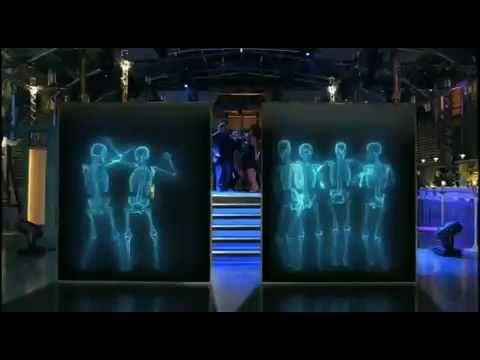 Bones Season 5 Dancing Promo
