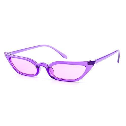 cae06718195 Skinny Librarians Purple Sunglasses