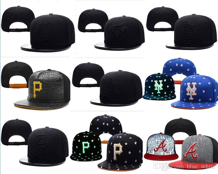 Basketball Snapback Baseball All Teams Football Hats