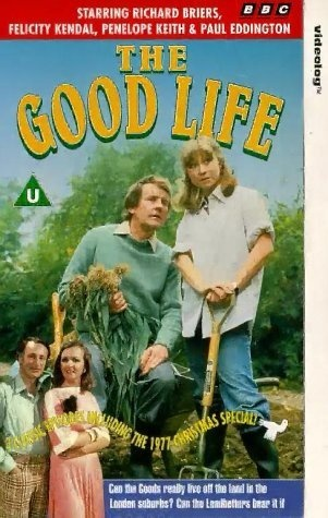 The Good Life * Richard Briers * Felicity Kendal * Penelope Keith * Paul Eddington * 4 Series