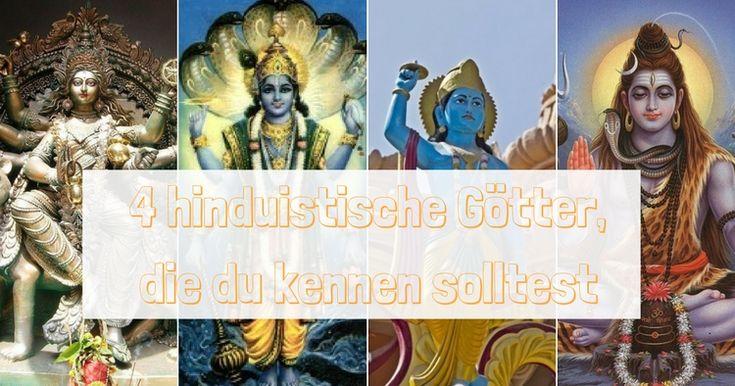 Du suchst nach einer Hinduismus Götter Übersicht? Dann ist diese Übersicht perfekt für dich. Details über Shiva, Krishna, Durga und Vishnu.