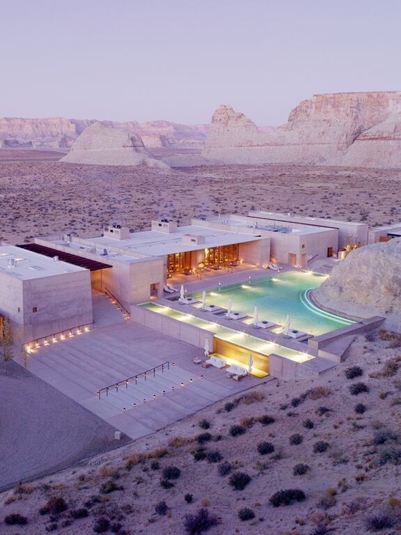5 Hotels That Are Completely Out-Of-This-World #refinery29  http://www.refinery29.com/5-out-of-this-world-hotels