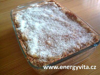 Jablečný dezert od EnergyVita.cz (raw food) :: Syrová-strava.cz