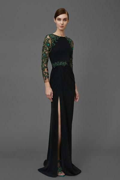 Fall 2016 Evening Dresses