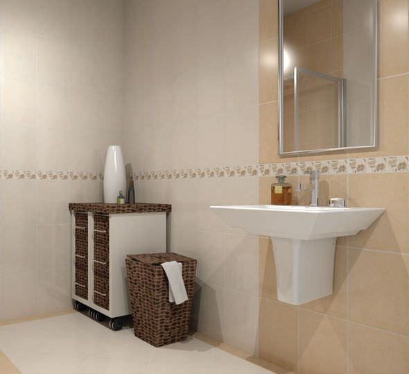 Cool RAK  Modern  Wall And Floor Tile  Other Metro  By DAHANCO