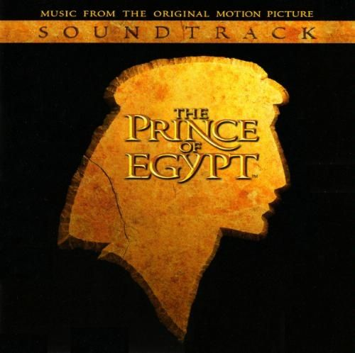 prince of egypt soundtrack