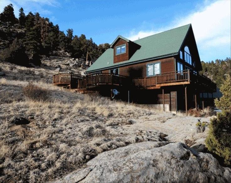 Cabin Vacation Rental In Estes Park From VRBO