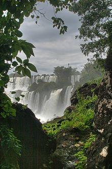 Iguazu.