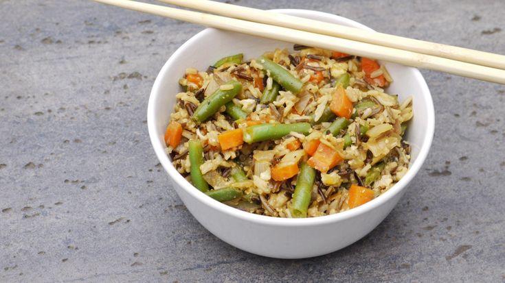 Smażony ryż - Jest Pięknie
