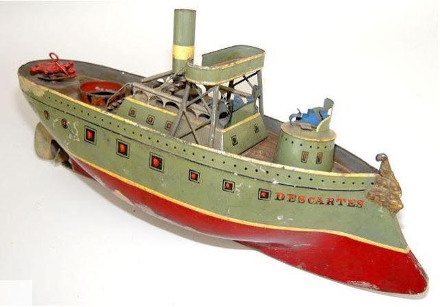 Historic Marine France Les Bateaux Jouets Toy Boats Les Jouets Maritimes Bateaux Jouet Bateau