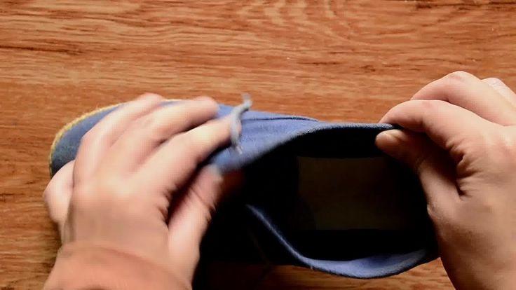 Tips om schoenen op te rekken