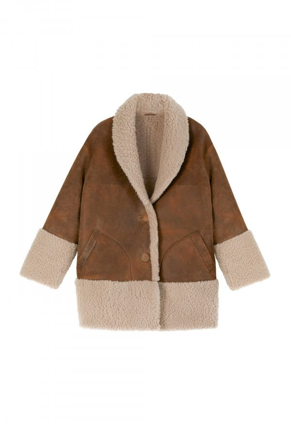 M.i.h Rainey Coat - Vicunha
