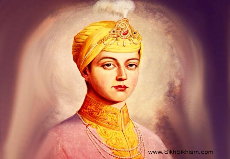 Guru Harkrishan Sahib ji