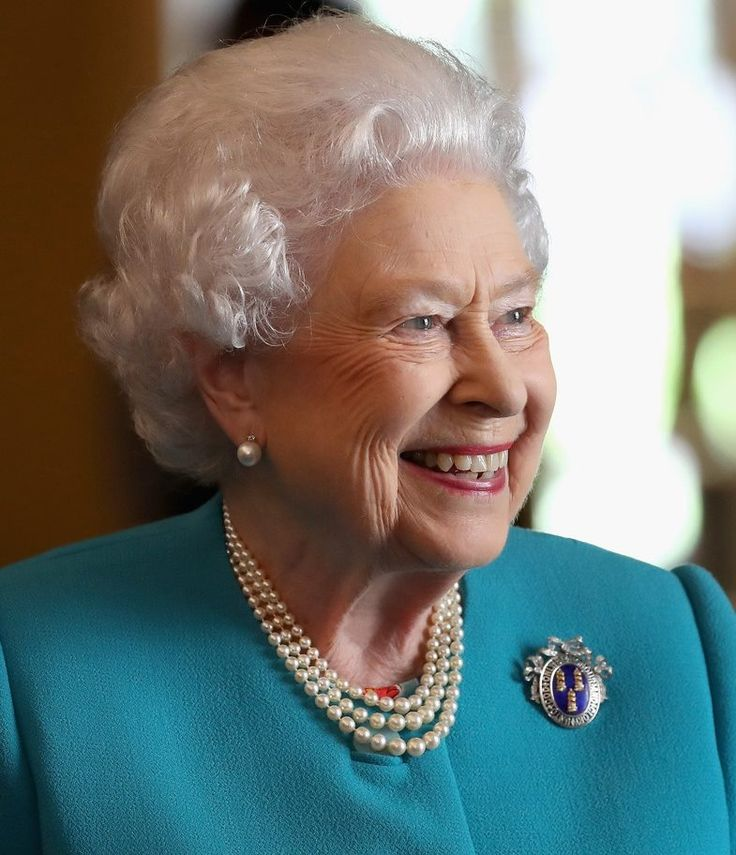 Her Majesty visits Drapers' Hall for a luncheon on the occasion of the 70th Anniversary of Her Majesty's Admission to the Freedom of the Company, on May 31, 2017 in London