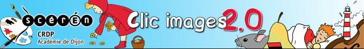 Clic images : des images en noir et blanc par thème ou par ordre alphabétique Téléchargeable en pdf ou open office ou en image par clic droit.