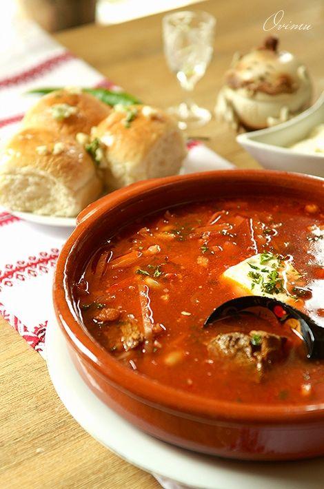 Сегодня прикоснусь к одному из самых сокровенных блюд украинской кухни - борщ. В Украине насчитывается порядка тридцати видов этого знаменитого блюда. Хотя…
